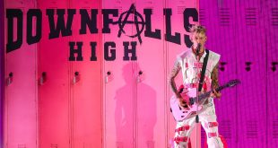 Machine Gun Kelly; Photo Courtesy of AMAs