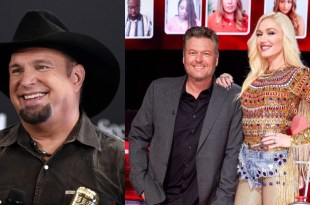 Garth Brooks, Blake Shelton and Gwen Stefani; Photos Courtesy of NBC