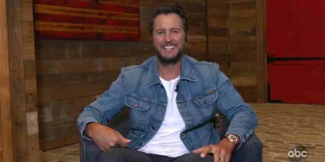 Luke Bryan; Photo Courtesy of ABC