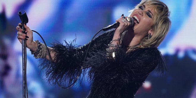 Miley Cyrus; Photo Courtesy of ABC