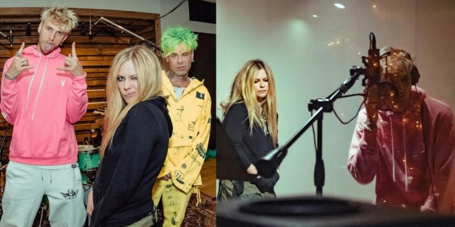 Is Machine Gun Kelly And Avril Lavigne Releasing New Pop-Punk Song  Together? – Music Mayhem Magazine
