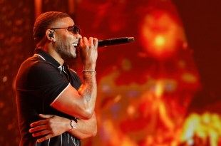 Nelly; Photo Courtesy of ABC