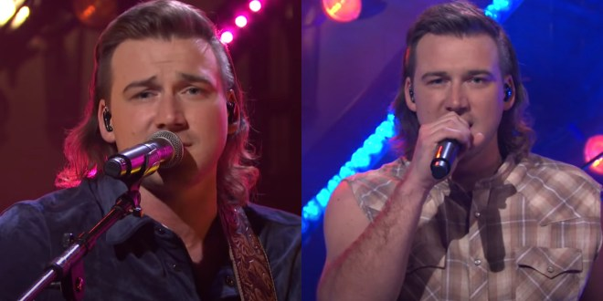 Morgan Wallen Made His Saturday Night Live Debut With 7 Summers And Still Goin Down Watch Music Mayhem Magazine