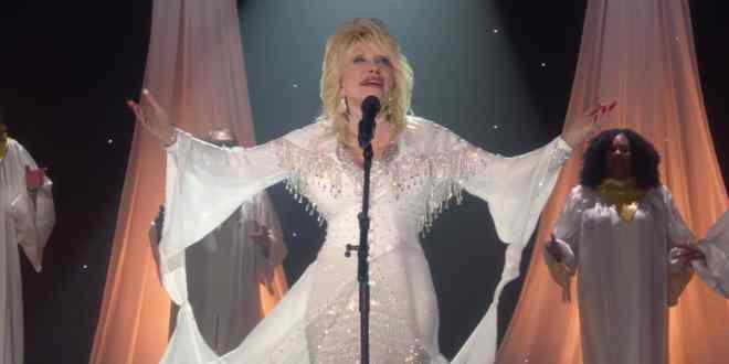Dolly Parton; Photo Courtesy of Screen Grab/CBS 2020