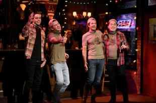 Morgan Wallen During SNL Skit; Photo by Will Heath/NBC