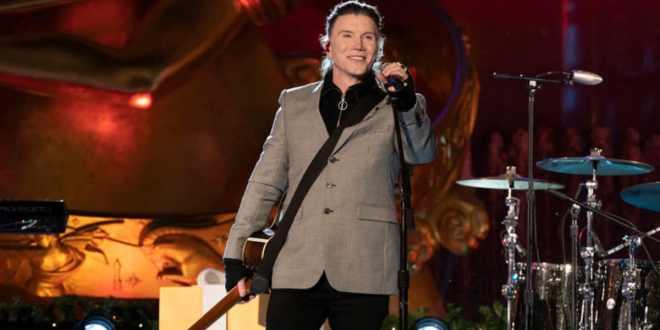 Goo Goo Dolls; Photo Courtesy of NBC