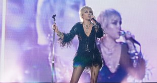 Miley Cyrus; Photo Courtesy of ABC