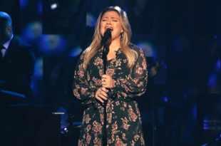 Kelly Clarkson; Photo Courtesy of NBC