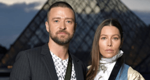 Justin Timberlake And Jessica Biel; Photo Courtesy of Timberlake's Instagram