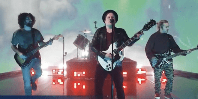 Fall Out Boy; Photo Courtesy of YouTube