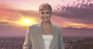 Demi Lovato; Photo Courtesy of Biden Inaugural Committee
