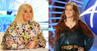 Katy Perry and Hannah Everhart; Photo Courtesy of ABC