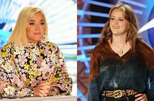 Katy Perry and Hannah Everhart; Photo Courtesy of ABC