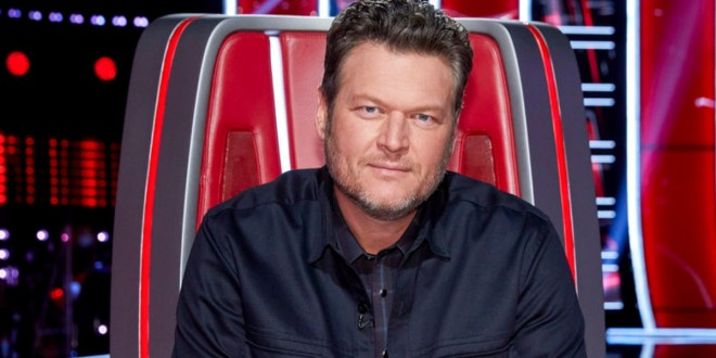 Blake Shelton; Photo Courtesy of NBC
