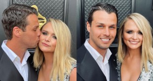 Miranda Lambert And Husband Brendan McLoughlin; Photos Courtesy of Instagram