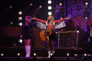 Miranda Lambert at Billy Bob's Texas; Photo by Spencer Peeples