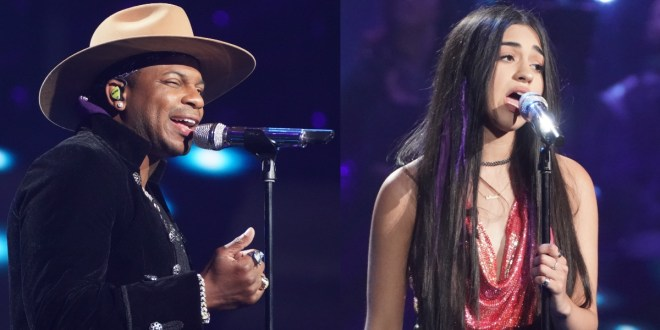 Jimmie Allen and Alanis Sophia; Photo Courtesy of ABC