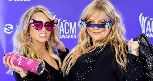 Miranda Lambert and Elle King; Photo Courtesy of Kevin Mazur/Getty Images for ACM Awards