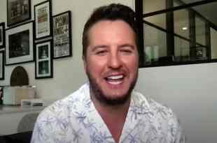 Luke Bryan; Photo Courtesy of YouTube
