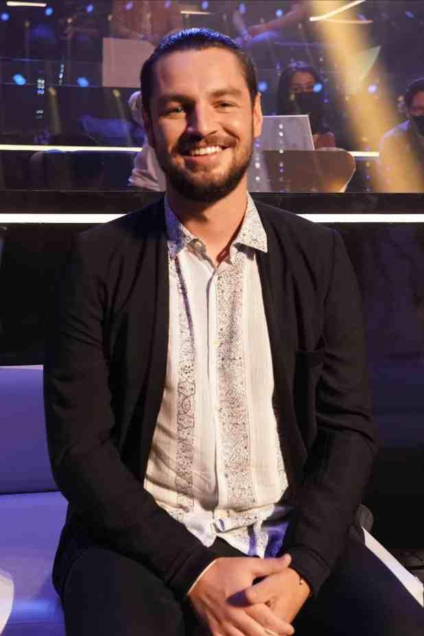 Chayce Beckham; Photo Courtesy of ABC/Eric McCandless