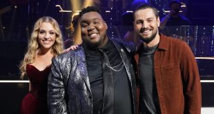 Grace Kinstler, Willie Spence and Chayce Beckham; Photos Courtesy American Idol