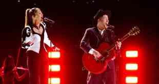 Rachel Mac and Nick Jonas; Photo Courtesy of NBC