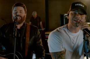 Chris Young and Kane Brown; Photo Courtesy of 'TODAY With Hoda & Jenna'