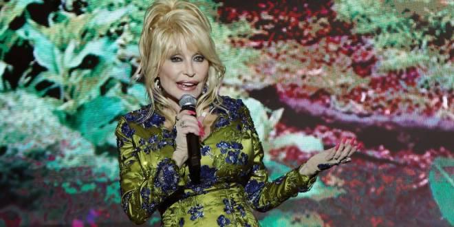 Dolly Parton; Photo Courtesy Dollywood