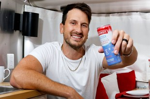 Russell Dickerson; Photo by Michael Hickey /Getty Images for Smirnoff
