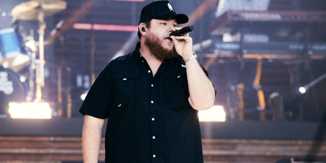 Luke Combs; Photo Courtesy of Getty Images/CMT
