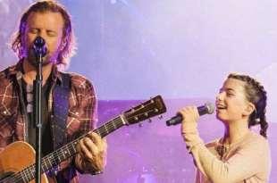 Dierks Bentley & Daughter Evie; Photo Courtesy Instagram