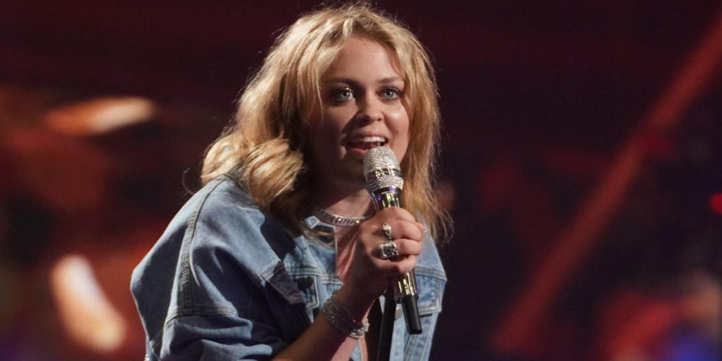 Hannah Everhart; Photo Courtesy of American Idol/ABC