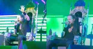 Korn; Photo Courtesy of YouTube