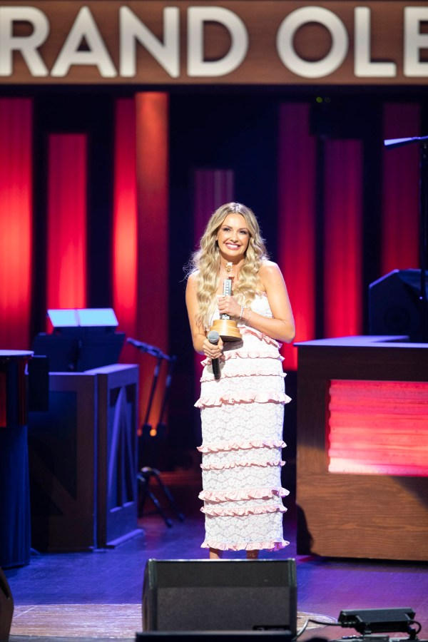 Carly Pearce; Photo Courtesy of Chris Hollo/Opry