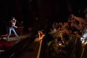 3 Doors Down; Photo by Andrew Wendowski