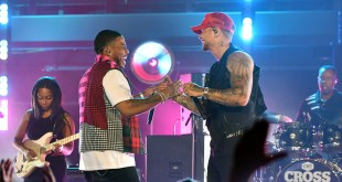 Nelly & Kane Brown; Photo Courtesy of CMT