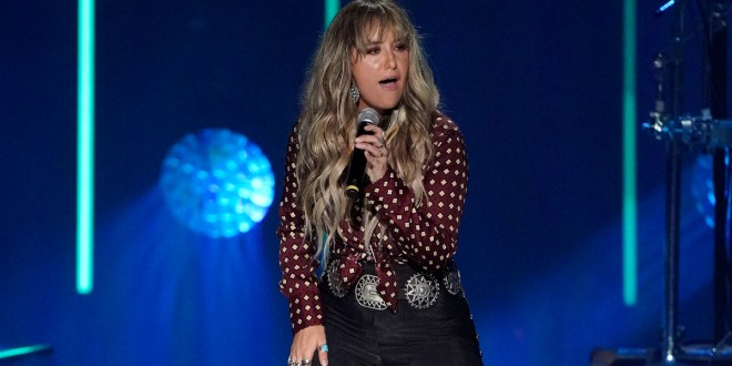 Lainey Wilson; Photo Courtesy of ABC/CMA Summer Jam
