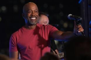 Darius Rucker; Photo Courtesy of ABC/CMA Summer Jam