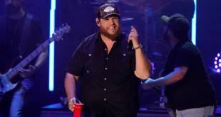 Luke Combs; Photo Courtesy of ABC/CMA Summer Jam