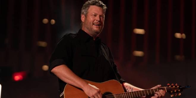 Blake Shelton; Photo Courtesy of ABC/CMA Summer Jam