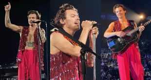 Harry Styles 'Love On Tour' Vegas