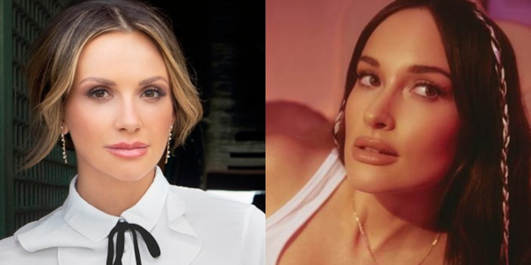 Carly Pearce and Kacey Musgraves; Photos Provided