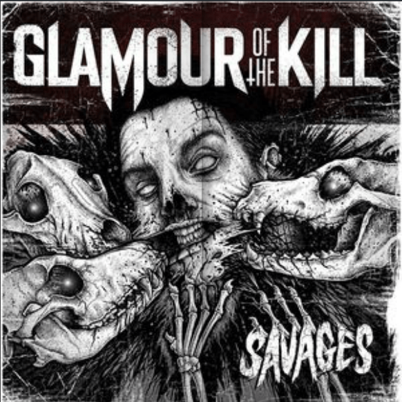 Glamour Of The Kill Savages Album Review
