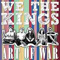 We The Kings, Art Of War, 2014