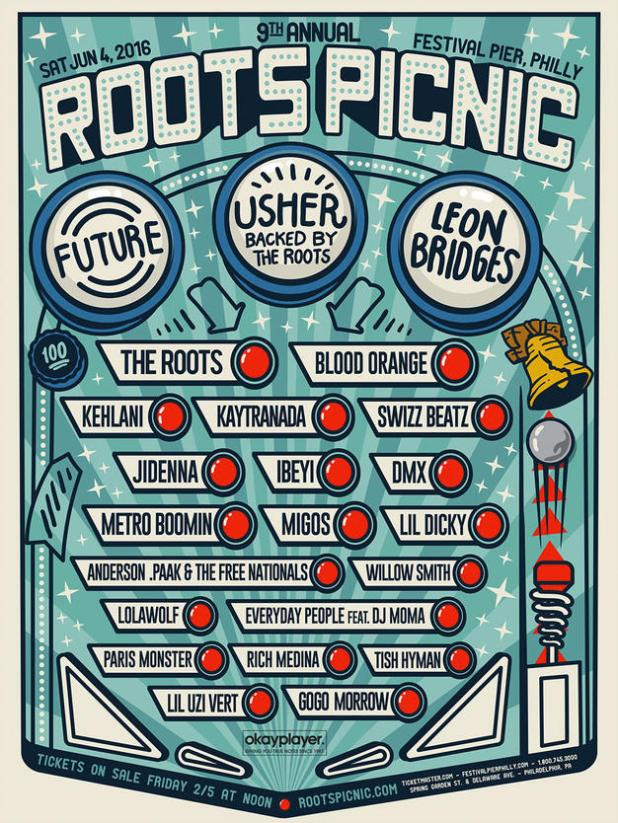 The Roots Festival 2016 - 9th Annual