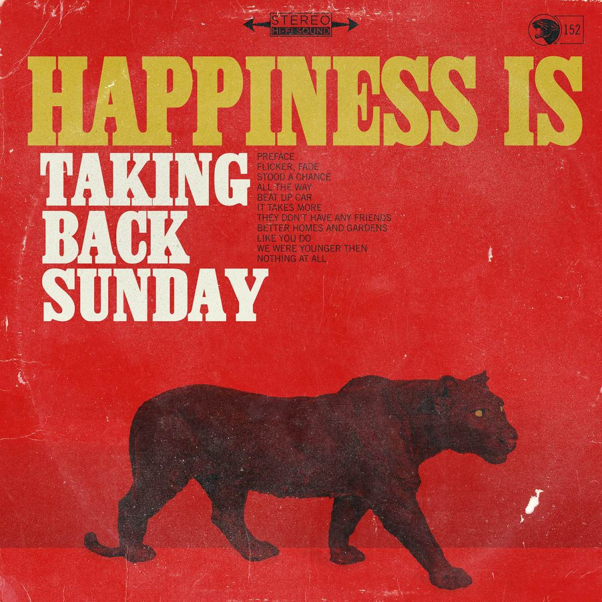 Taking Back Sunday - Happiness Is (Album Review)