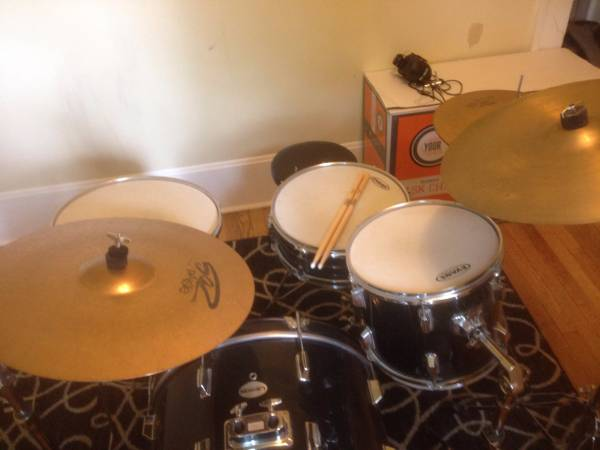 5-Piece Drum Kit