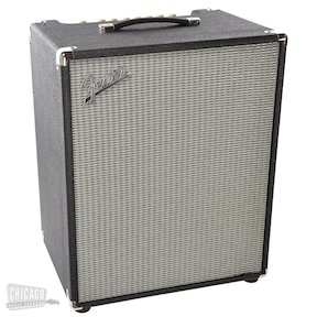 Fender Rumble 200 Bass Amp Acting Up