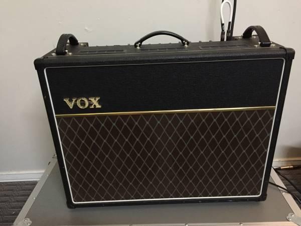 Vox AC30C2 with Creamback Speakers