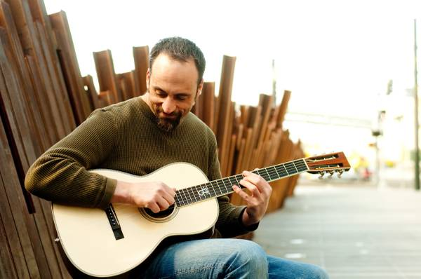 Acoustic Guitar Lessons With Eric Skye